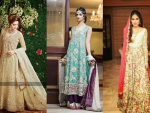 Latest Pakistani Engagement Dresses 2016