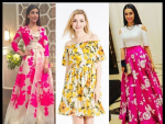 Summers Floral dresses 2016