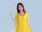 Yellow Summers Tops for Women 2016