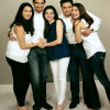 Maheen Rizvi with family See Pictures