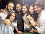 Pakistani Celebrities attended Shazia Naz Birthday