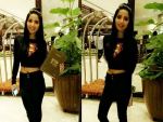 Saboor Ali in Bold Outfit Pictures