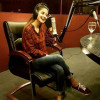 Sajal Ali At Radio Station