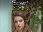 Bareeze Fall Winter Collection 2016 Coming 22nd of September