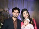 Ali Abbas Family Pictures