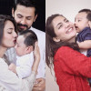 Bilal Qureshi and Uroosa Qureshi Family Pictures
