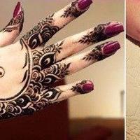 Eid Trend Mehndi Designs 2016