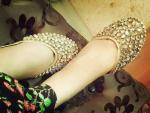 Pakistani Eid Trend Khussa Designs 2016