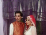 Mohammad Amir and Nargis Nikah Pictures