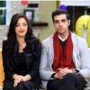 Sanam Chaudhry with Pair Up Pakistani Actors