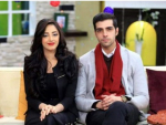 Sanam Chaudhry with Pair Up Pakistani Actors