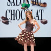 Chocolate Fashion Show in London 2016