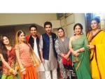 Ayeza Khan Photos from the set of 'Mohabbat Tum Se Nafrat Hai'