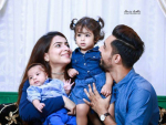 Dua Malik and Sohail Haider New Born Baby Pictures