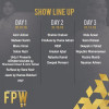Pakistan Fashion Week Designers and Show Lineup