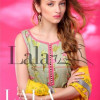 Lala Textiles Cotton Embroidered Collection for Women 2016