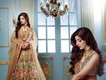 Mawra Hocane Bridal Dresses Photoshoot By  Nomi Ansari