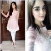Maya Ali at Shuakat Khanum Breast Cancer Awareness Campaign