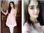 Maya Ali at Shuakat Khanum Breast Cancer Awareness Campaign