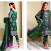 Embroidered Chiffon Dresses 2016 by Nomi Ansari