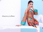 Orient Textile Digital Dresses Collection 2016 for Women