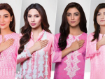 Pakistani Actresses in Campaign against Breast Cancer
