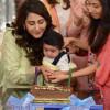 Pari Hashmi with baby in Good Morning Pakistan
