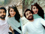 Mahnoor Baloch and Azfar Rehman Recent Pictures