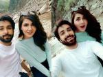 Mahnoor Baloch and Azfar Rehman Recent Pictures