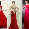 Red Party Dresses Trend for Teenagers