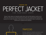 Perfect Jacket According to your Body Shape