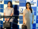 Sanam Jung at a Recent Event Mommy to be