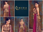 Umsha By Uzma Babar Bridal Dresses 2016