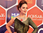 Stars Street Night Karachi at HUM Style Awards 2016