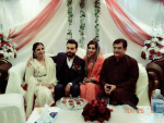 Actress Anum Fayyaz Wedding Pictures