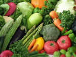 Colored Vegetables to Improve Mental Health in Old Age people