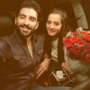 Muneeb Butt Gift To His Lady Love Aiman Khan