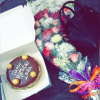 Iqra Aziz Birthday Celebration Pictures