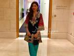 Mahira Khan in Afghani Style