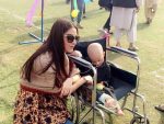 Maya Ali at Shaukat Khanum Memorial Cancer Hospital Fun Mela