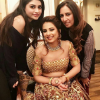 Ushna Shah Looking Gorgeous In Bridal Avatar