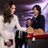 Kate Middleton at Premier of A Street Cat Named Bob