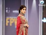 Fashion Pakistan Week 2016 Sajal Ali Show Stopper