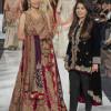 AFSANA-E-ISHQ Bridal Collection by Aisha Imran at PFW 10 London