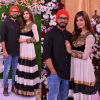 Newly Weds Anum Fayyaz and Asad Anwar In Morning Show
