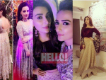 Ayesha Khan and Momal Sheikh Pictures from Friends Wedding