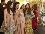 Celebrities Dust at Urwa Farhan Wedding