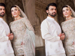 Urwa Hocane & Farhan Saeed Nikkah in Pictures