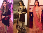 Hareem Farooq Spotted at her friend Wedding