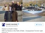 Junaid Jamshed & His Wife Dies In Plane Crash